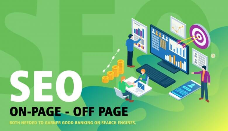 On Page SEO - OFF Page SEO